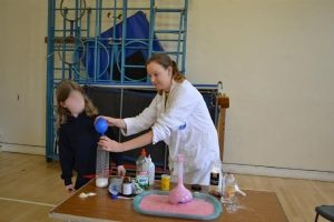 Free science assemblies for all local schools