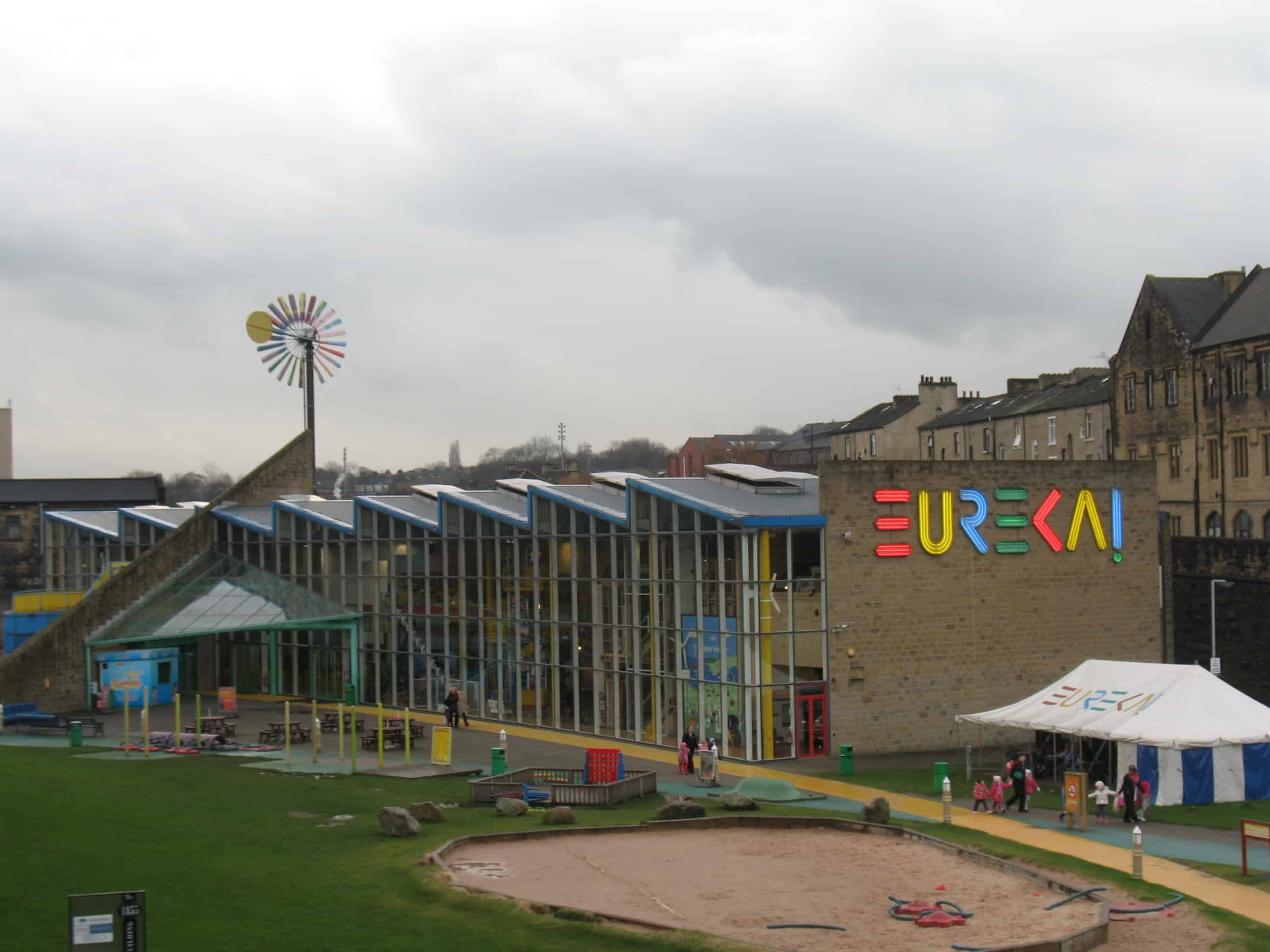 Top 5 things to do in yorkshire fun science uk for Eureka house