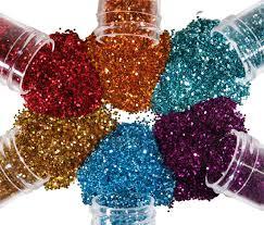 Fun with glitter!