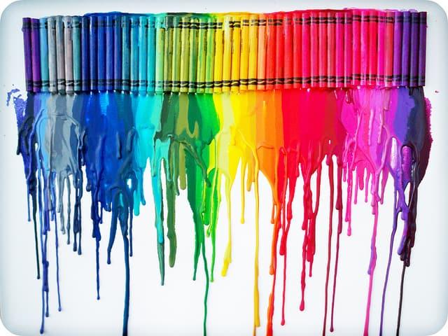 Fun Science Melting Crayons Fun Science Uk