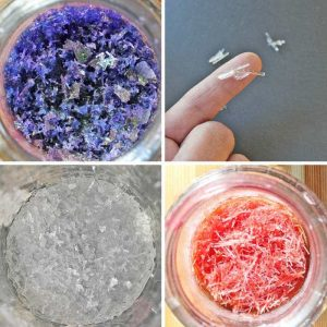 Your own crystal garden!