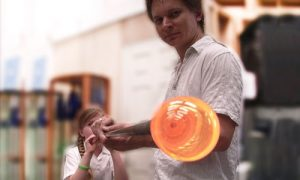 Photo from Bath Aqua Glass