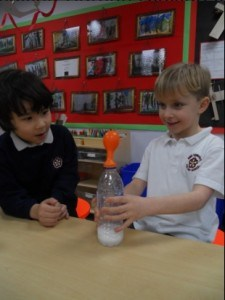 Fun Science STEM after school club