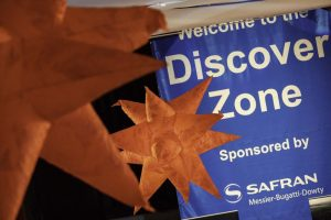 Explore the discover zone