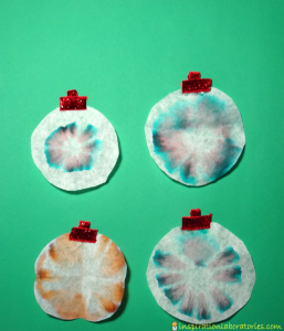 chromatography ornaments