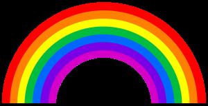 rainbow spinner experiment 2