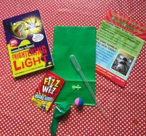 deluxe fun science party bags