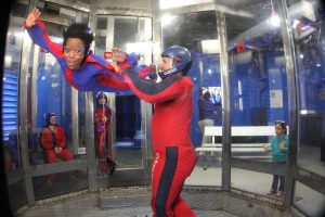 Fun Science has partnered with iFLY to produce science workshops for schools