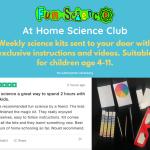 Home kits social media image