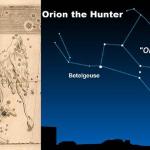 Orion in mythology