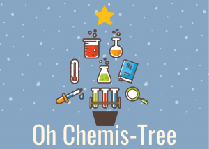Oh Chemis-tree Card